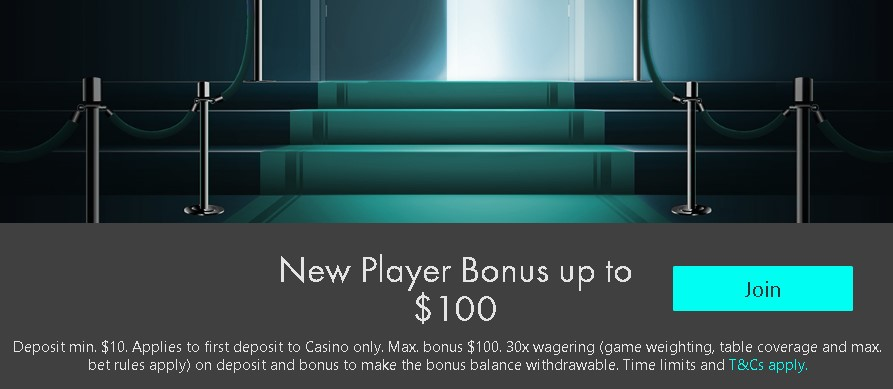 Bet365 casino new player bonus