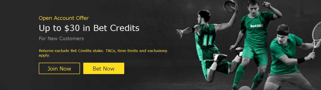 Bet365 new comers bonus