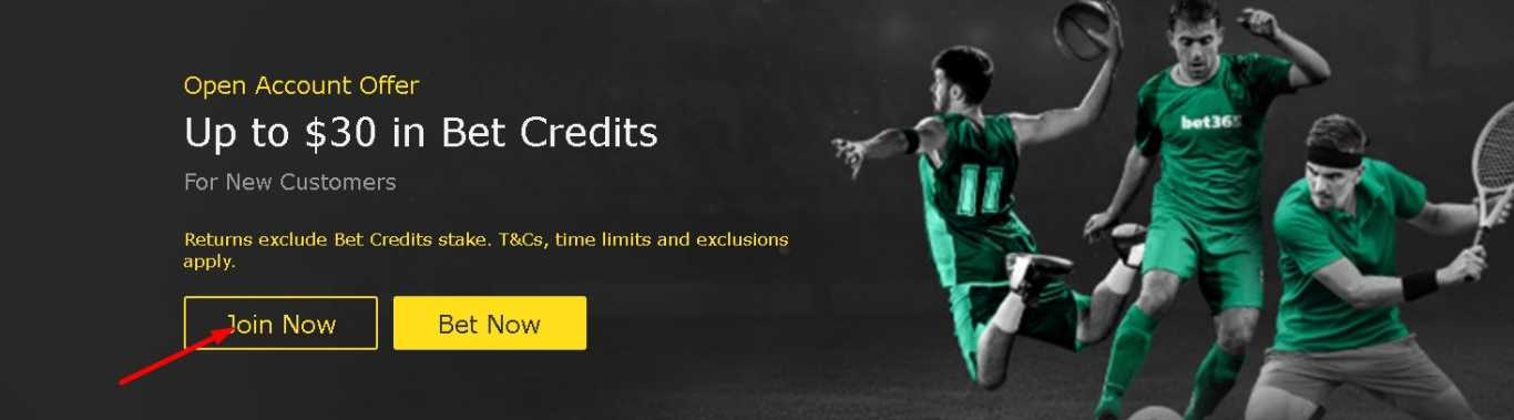 Bet365 register bonus