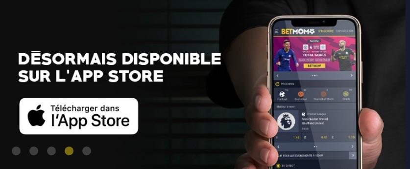 Betmomo ios app